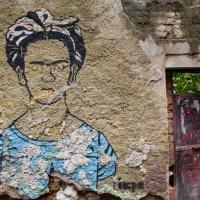Frida in Street Art