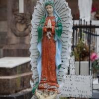 Cemetery, Guanajuato