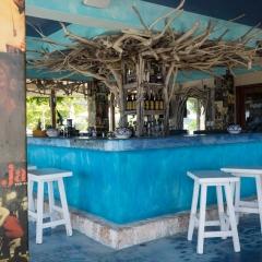 Bizot Bar downstairs