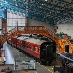 National Rail Museum in York