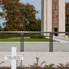 Luxembourg American Cemetery and Memorial