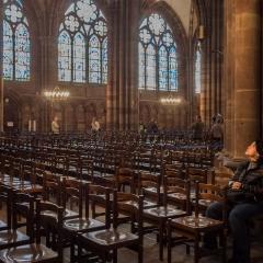 Notre Dame de Strasbourg Cathedrale, Strasbourg, France