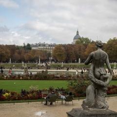 Jardin du LuxembourgJ