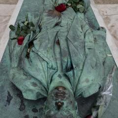 Victor Noir, Pere Lachaise