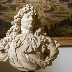 André Le Nôtre landscape artist for Versailles