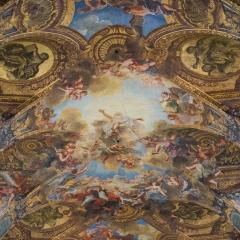 Ceiling in Versailles