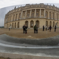 C Curve by Anish Kapoor