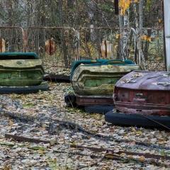 Bumper Cars - Pripyat Amusement Park