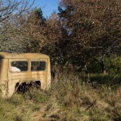 Worker's Truck - Pripyat