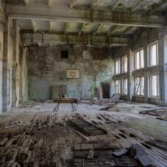 Gymnasium - Pripyat