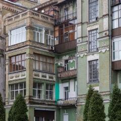Buildins in Kiev