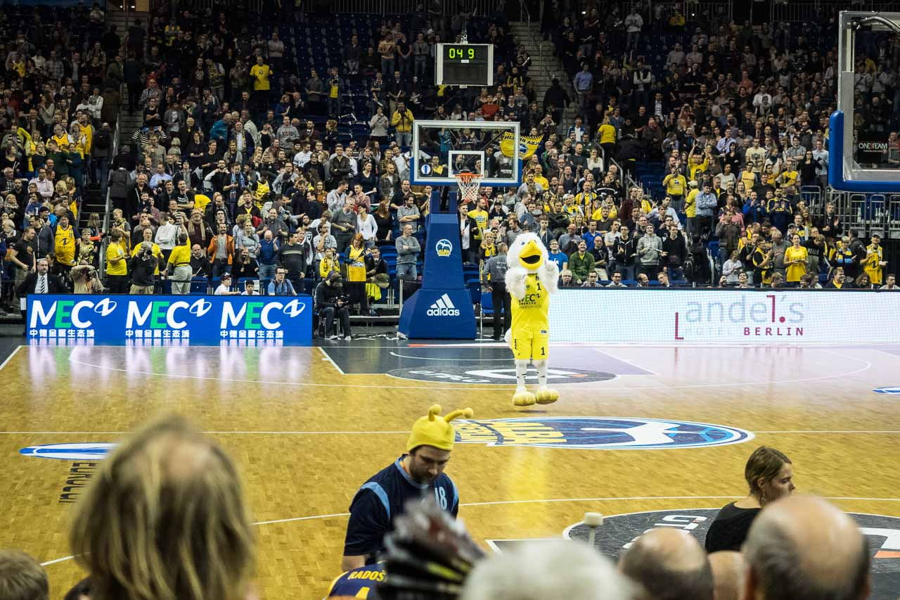 Alba - Berlin's Basketball team