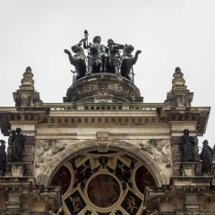 Semperoper, Dresden's Opera House