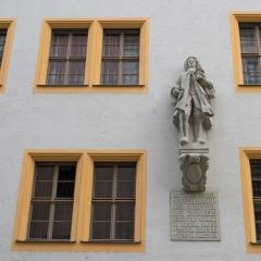 Matthäus Daniel Pöppelmann, Designer of Zwinger Palace, Dresden