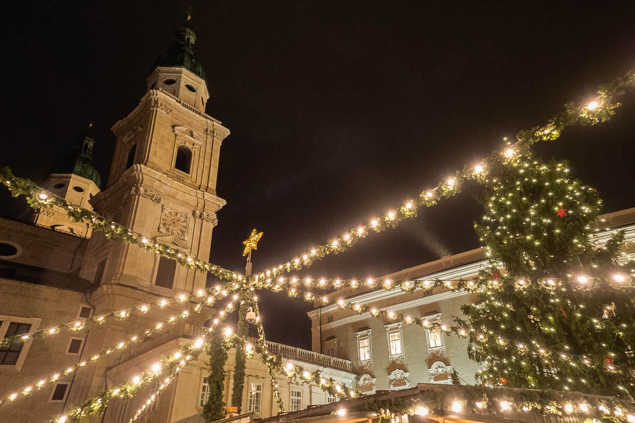 Salzburg's Christmas Market.