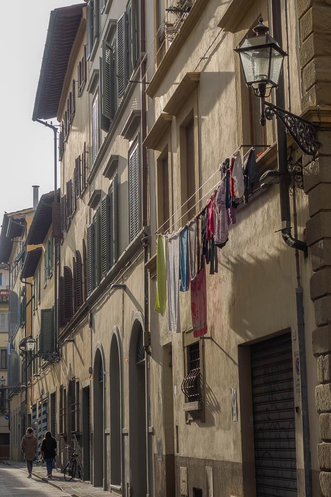 Wandering, Oltrarno Neighborhood