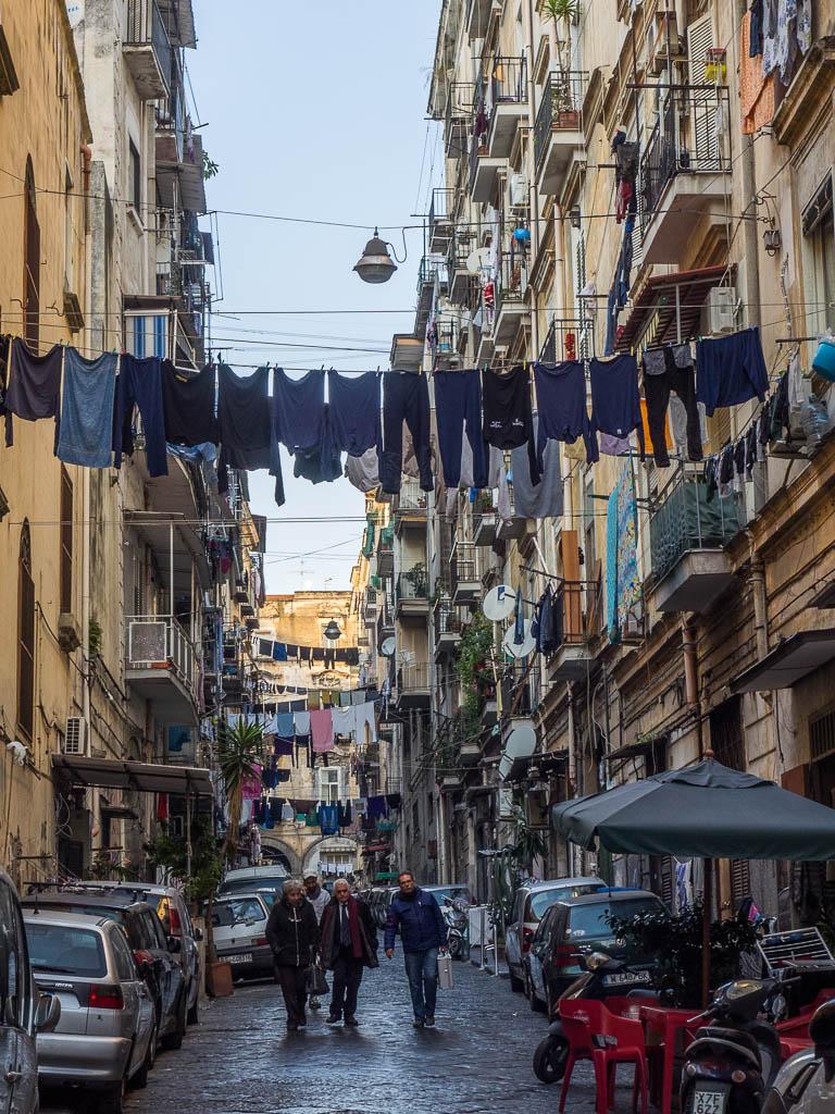 Street, Naples